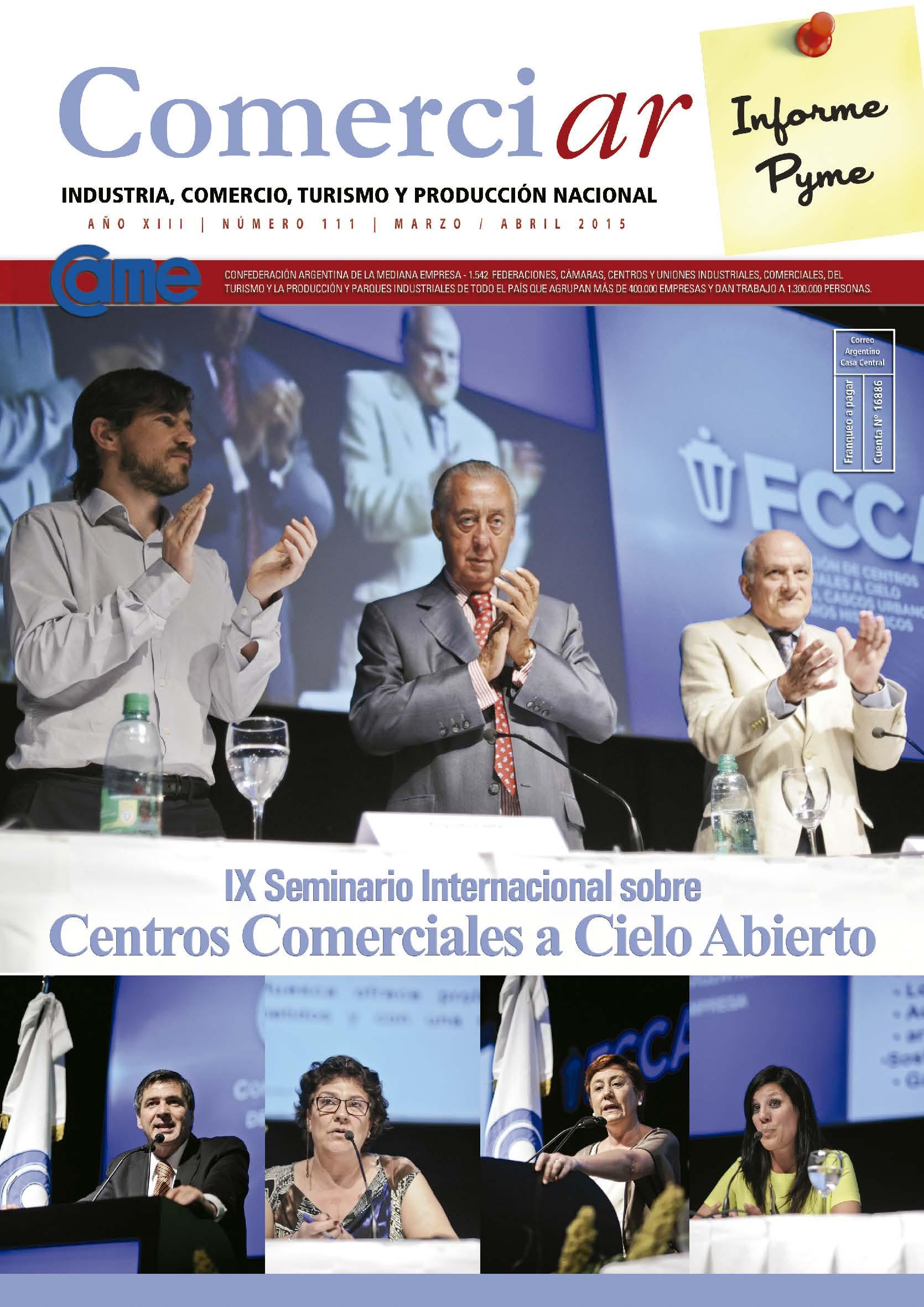 Revista Comerciar